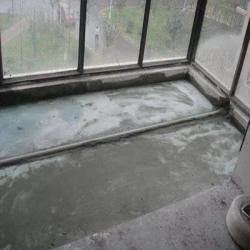 家庭露台防水怎么做?选德邦仕防水涂料