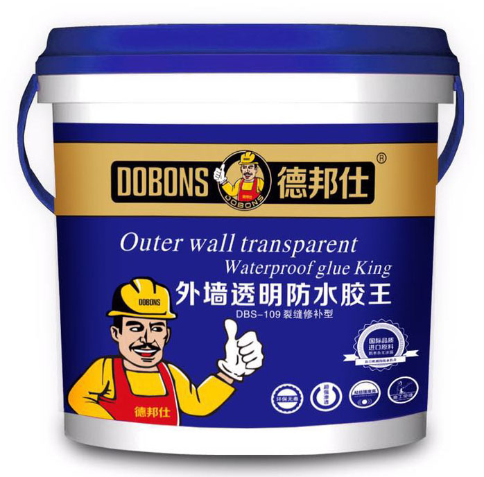 外墙透明防水胶王