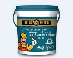 武汉柔性JS水泥基聚合物防水涂料