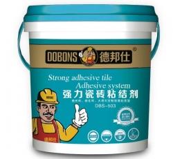 瓷砖粘接剂十大品牌