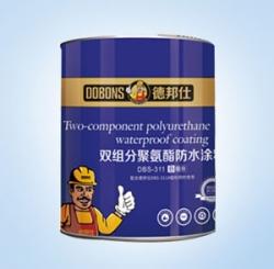 双组份环保型聚氨酯防水涂料